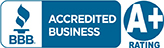 ATS is a BBB Accredited Business with an A+ Plus Rating.