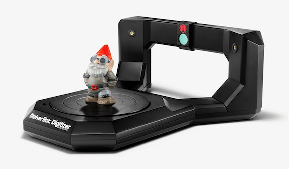 Makerbot 3D Digitizer - Scanner